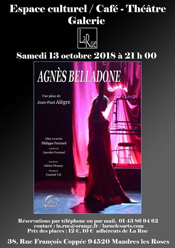 agnès Beladone affiche copie